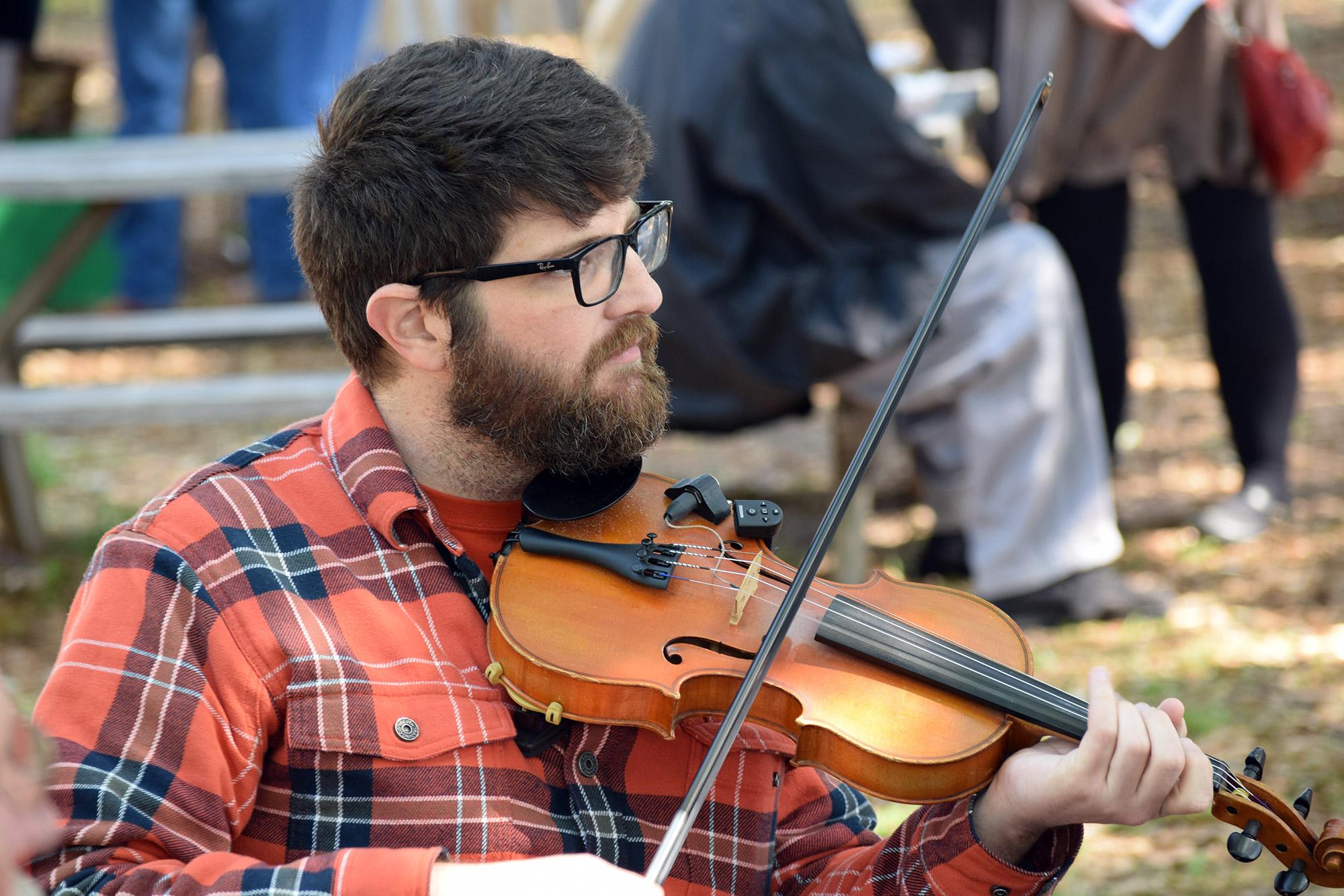 Music at the Lafayette Farmers & Artisans Market